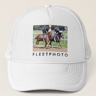 Todd Pletcher Workouts Trucker Hat
