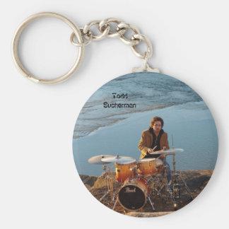 Todd Sucherman Riverside Key Chain
