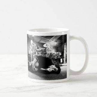 """Todd Sucherman taza de café grande de """"demasiado c"""