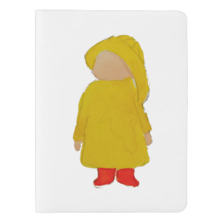 Toddie Time April Showers Rainy Day Toddler Extra Large Moleskine Notebook