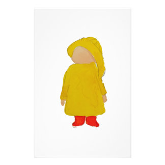 Toddie Time April Showers Rainy Day Toddler Flyer