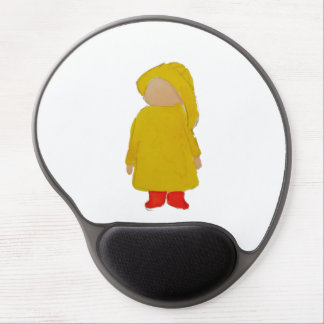 Toddie Time April Showers Rainy Day Toddler Gel Mouse Pad