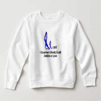 Toddler 2NOBBIR #ART Fleece Sweatshirt