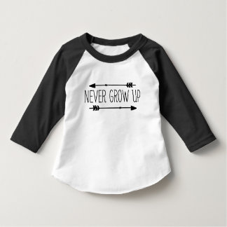 Toddler 3/4 Sleeve Raglan Quoted T-Shirt