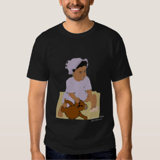 Toddler and Teddy Plus-Size T-Shirt