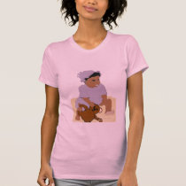 Toddler and Teddy T-Shirt