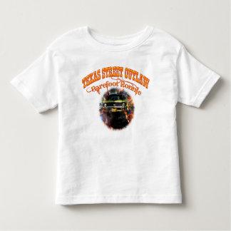 """Toddler """"Barefoot Ronnie"""" 71 Green Yenko T-shirt"""