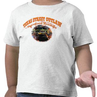 """Toddler """"Barefoot Ronnie"""" 71 Green Yenko T Shirt"""