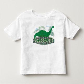 Toddler Brontosaurus T-Shirt  by: RokCloneDesigns