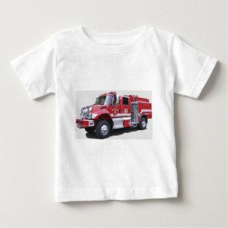 Toddler Brush Truck T-Shirt