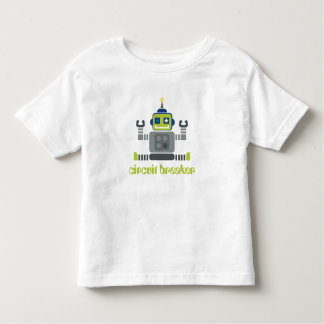 TODDLER CLOTHING :: robot Toddler T-shirt