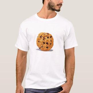 Toddler cookie natural t shirt