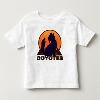 Toddler Coyote Shirts