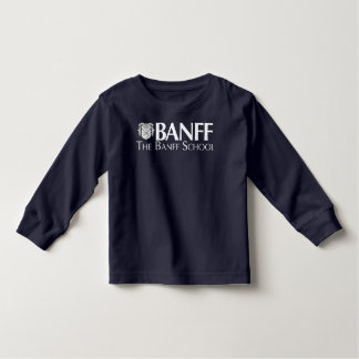 Toddler Crest Long-Sleeved Spirit Shirt