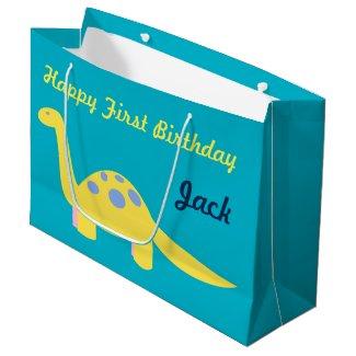 Toddler Dinosaur Gift Bag