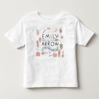 Toddler Emily Arrow Vol. 2 Shirt