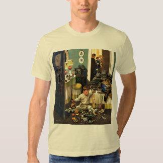 Toddler Empties Purses T-shirt