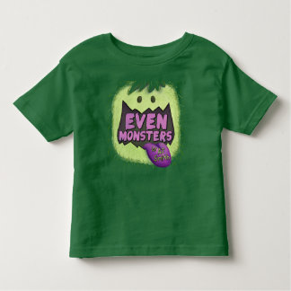 "(Toddler) Even Monsters ""Glubb"" T-Shirt"