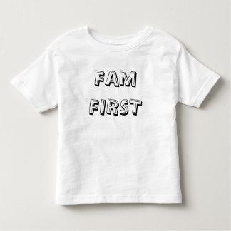 Toddler Fam First Shirt