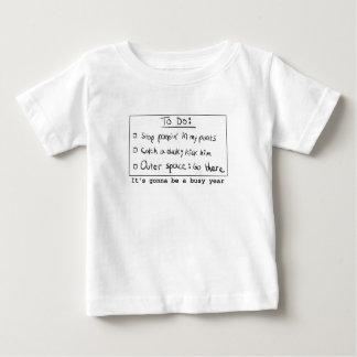 Toddler Goals T-shirt
