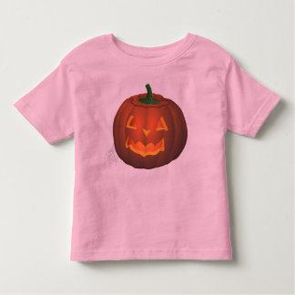 Toddler Halloween T-Shirt Pumpkin Toddler Shirts