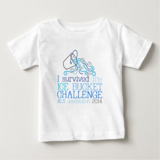 Toddler Ice Bucket Challenge tshirt - Embroitique