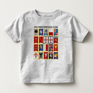 Toddler Italy-Region-T-Shirt Toddler T-shirt