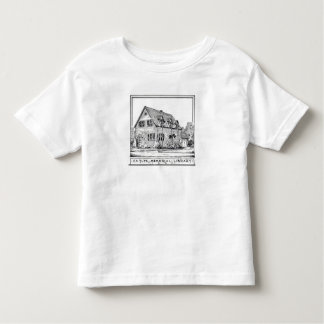 Toddler library t-shirt