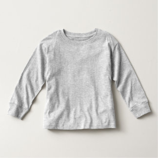 TODDLER Long Sleeve T-Shirt 8 colors to choose
