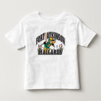 Toddler Mallards Duck Logo Tshirt - America's Team
