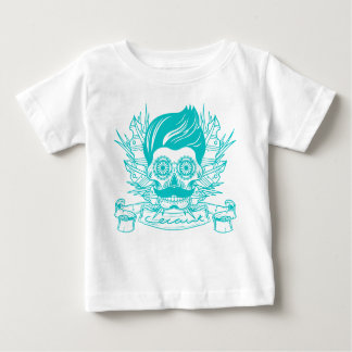 Toddler Mexican Tee (Turquoise)