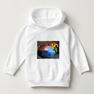 Toddler Painted Sailor Hoodie