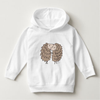 Toddler Pullover Hedge hugs Hoodie