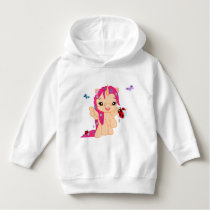 Toddler Pullover Hoodie.