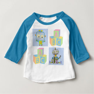 Toddler Robots Hot Shots Shirt