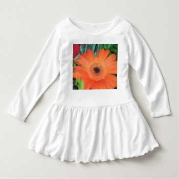Toddler Ruffle Dress by CREATIVEforKIDS at Zazzle