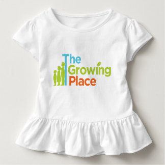Toddler Ruffle T-shirt