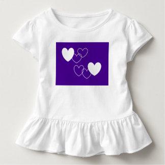 toddler ruffle t-shirt by DAL
