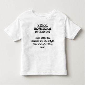 Toddler Running Race Shirt for Dad