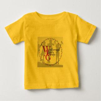Toddler Shirt - Circle Logo - Yellow