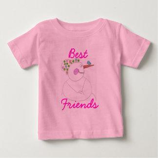 Toddler shirt for  Best, Friends