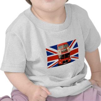 Toddler Souvenir T-Shirt from London England