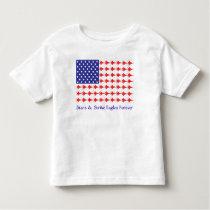 Toddler Stars & Strike Eagles Forever Shirt