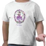 Toddler Sweet VioletsTee Shirt
