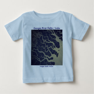 Toddler T / Ganges River Delta / India Baby T-Shirt