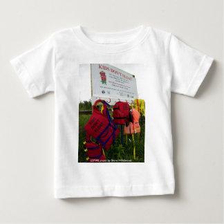 Toddler T / Kids Don't Float Baby T-Shirt