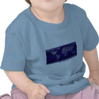 Toddler T / Photo by NASA / earthlights Tee Shirt