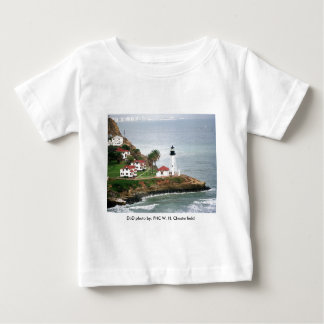 Toddler T / Point Loma Lighthouse Baby T-Shirt