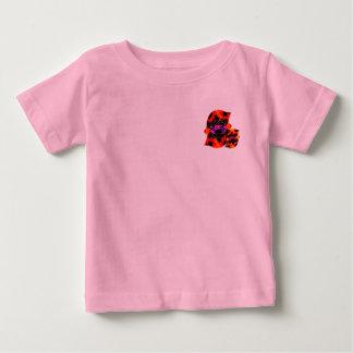 Toddler T-Shirt | Dancing Penguins | Red & Pink