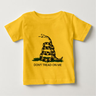 TODDLER T-SHIRT: GADSDEN REVOLUTIONARY FLAG BABY T-Shirt